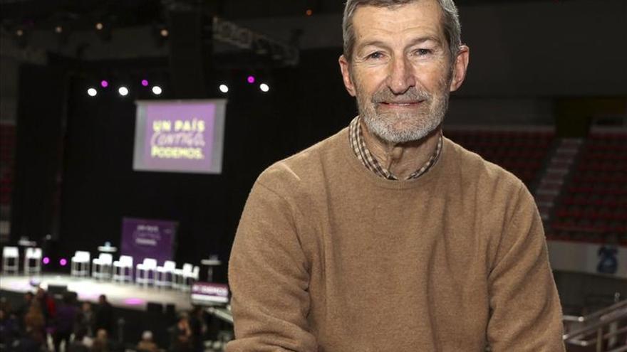 Julio Rodríguez: Podemos está el primero en la lucha contra el terrorismo
