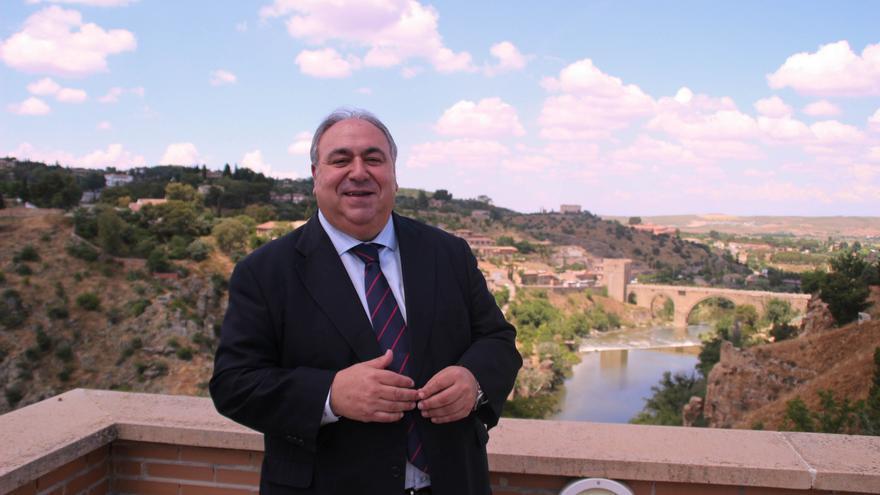 Vicente Tirado, secretario general del PP Castilla-La Mancha
