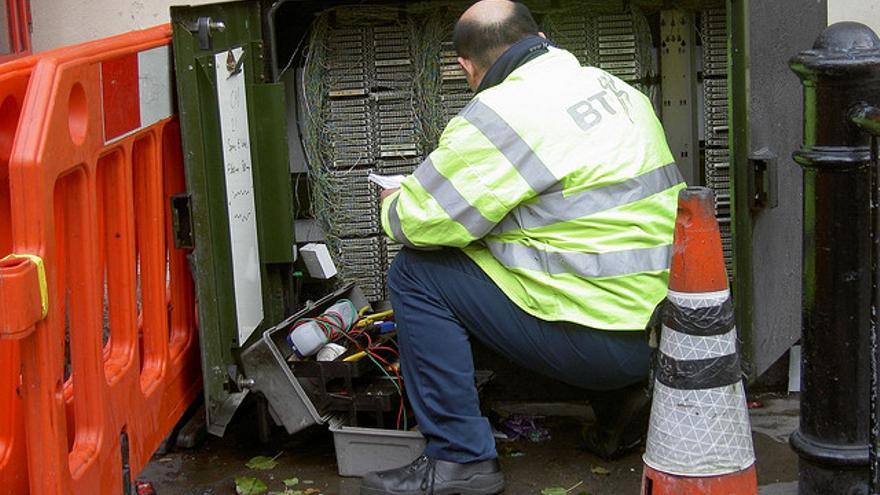 A veces, no podemos llamar porque en los equipos de transmisión ha habido algún fallo