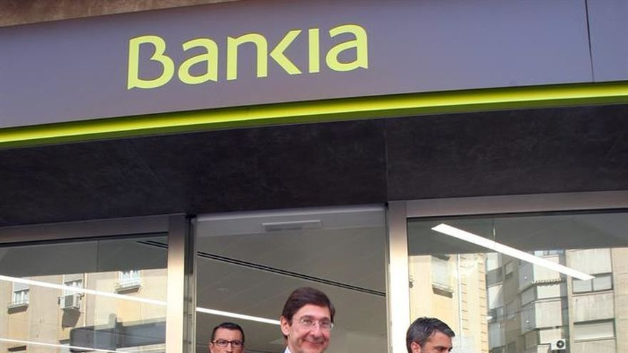Bankia quiere cerrar cien oficinas m s en 2018 hasta 150 for Oficinas de bankia en murcia