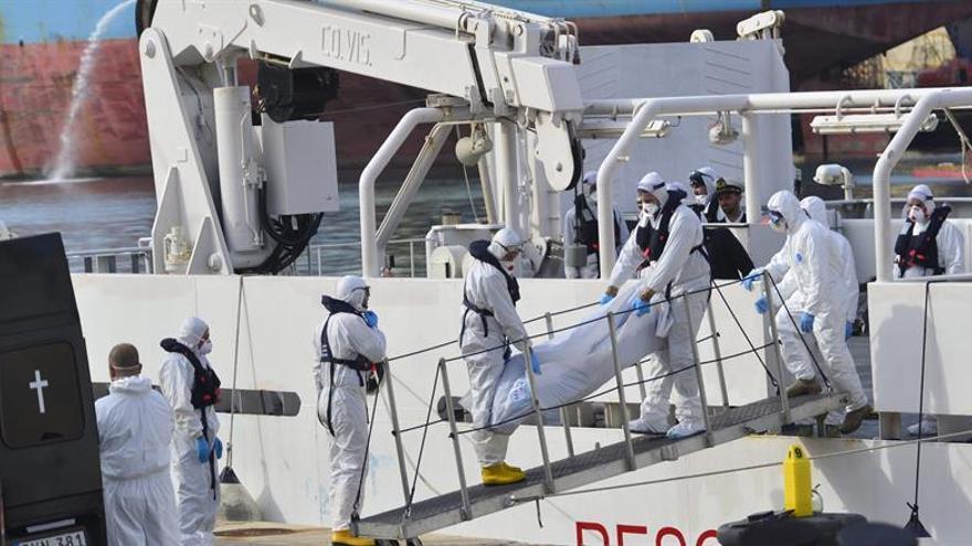 Al menos 11 inmigrantes muertos en el Mediterráneo, según ONG española