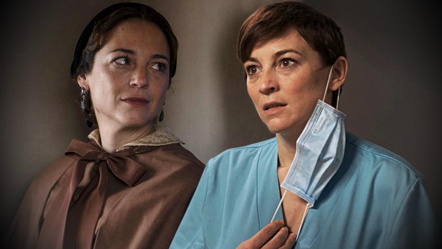 Leonor Watling en 'La templanza' y 'Besos al aire'