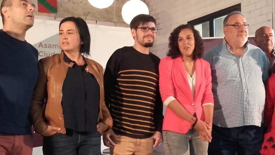 """Podemos Euskadi afirma que lo ocurrido en Cataluña """"no es el mejor ejemplo parlamentario para un proceso tan importante"""""""