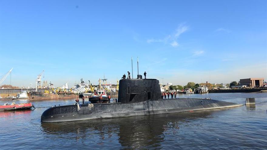 Macri destituirá a altos mandos de la Armada por la desaparición del submarino