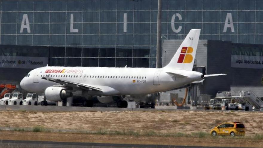 Iberia Express incorpora 2 aviones A320 y suma una flota de 17 aeronaves