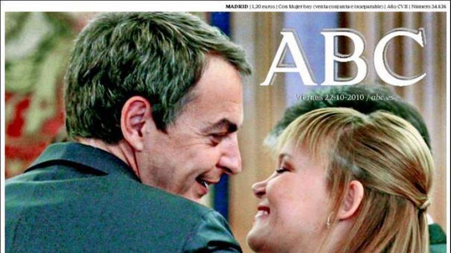 De las portadas del día (22/10/2010) #5