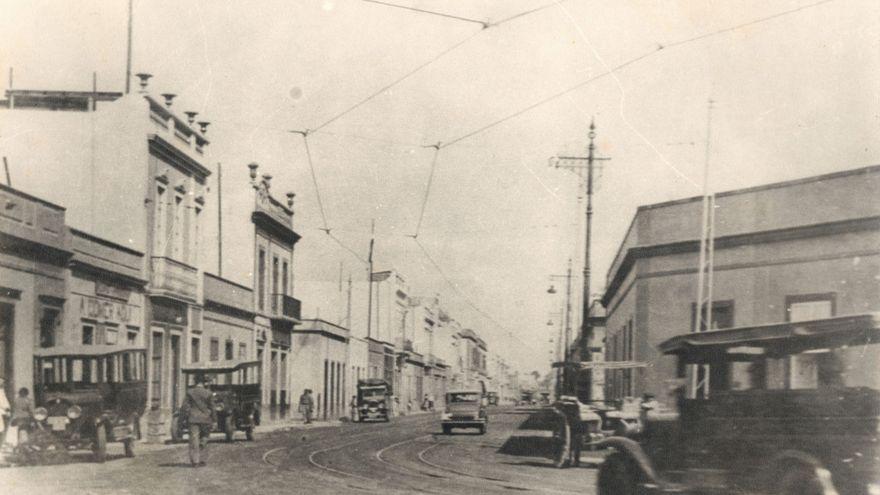 La Carretera en los años 30 del siglo XX