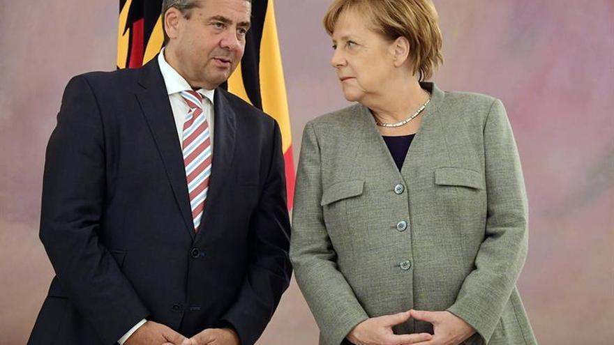 """Alemania condena """"pérfido atentado"""" de Nueva York y """"violencia sin sentido"""""""