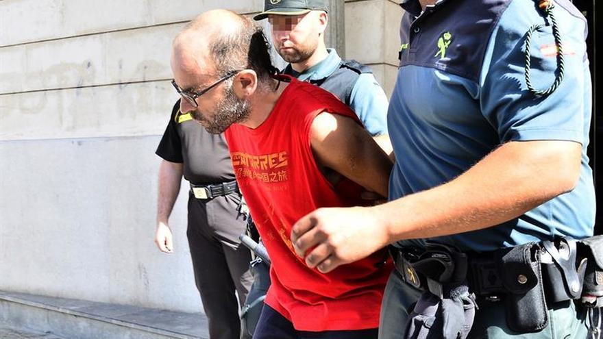 Prisión por tentativa de asesinato para el detenido por quemar a su mujer