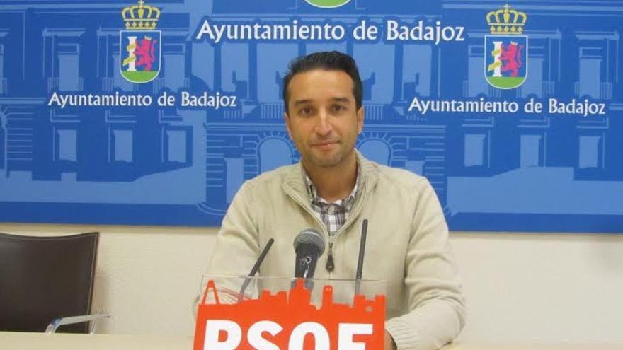 Ricardo Cabezas, PSOE de Badajoz