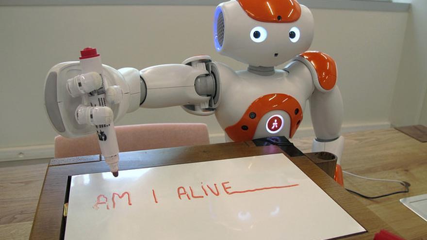 Robot que dibuja
