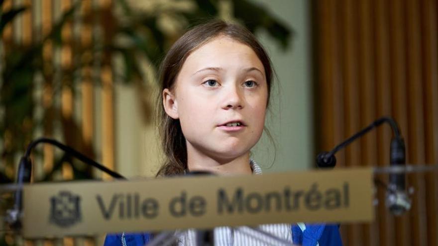 Greta Thunberg consigue transporte para el COP25 y zarpará mañana desde EE.UU.