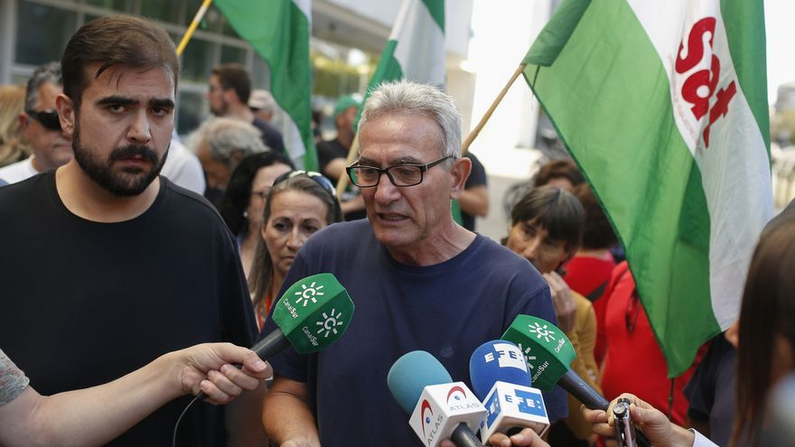 """Cañamero renuncia a tomar posesión de su acta de edil de El Coronil para facilitar el """"relevo"""""""