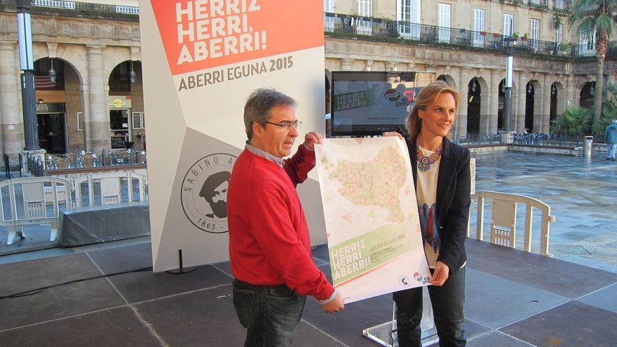 """PNV afirma que 2015 marca """"el inicio de un ciclo decisivo para el futuro de la nación vasca"""""""