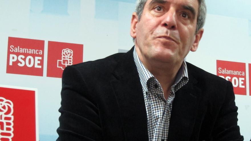 """Villarrubia, satisfecho por el """"refuerzo"""" del PSOE y por el consenso para fijar un calendario de primarias"""