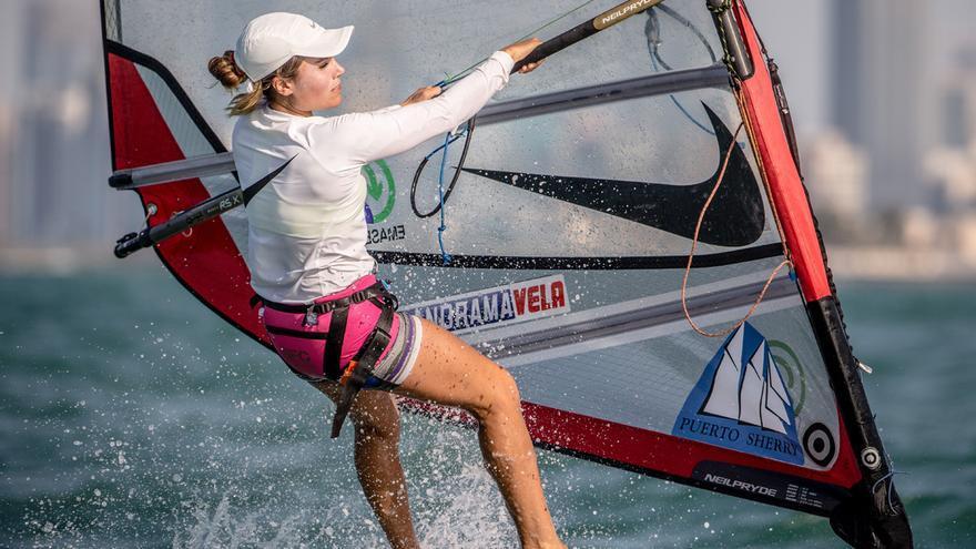 Blanca Manchón, la gran campeona andaluza.