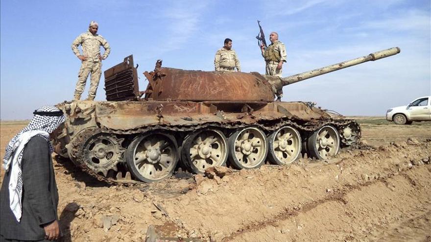 Mueren ocho personas en un ataque con coches bomba en el este de Irak