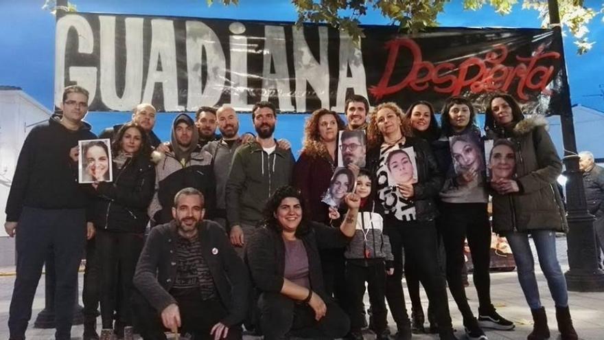 Guadiana Despierta, una plataforma ciudadana unida frente al fascismo institucionalizado