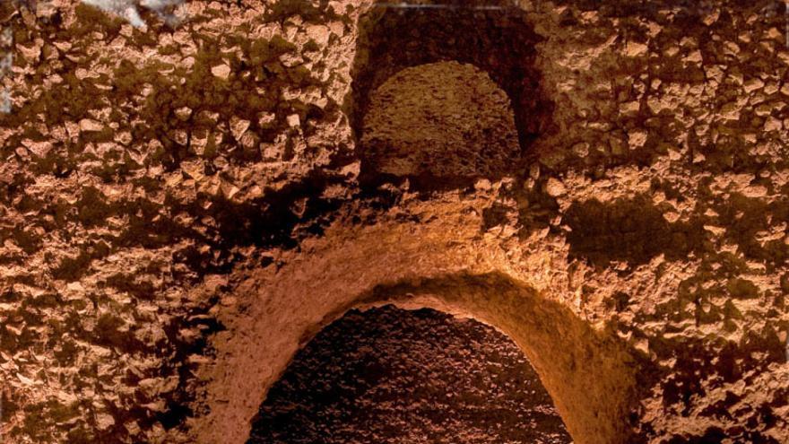 Cisternas de Monturque.