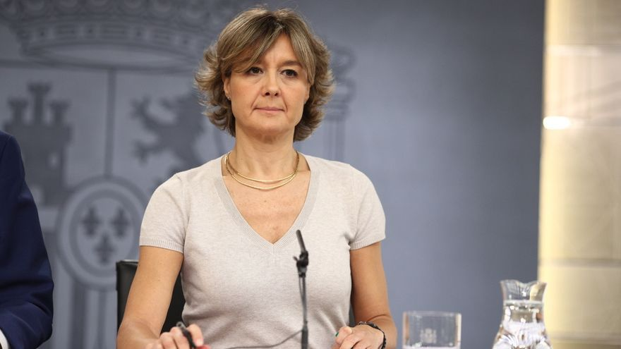 """García Tejerina muestra su """"compromiso"""" con """"impulsar"""" una segunda fase del Canal de Navarra que pueda regar 21.500 has"""