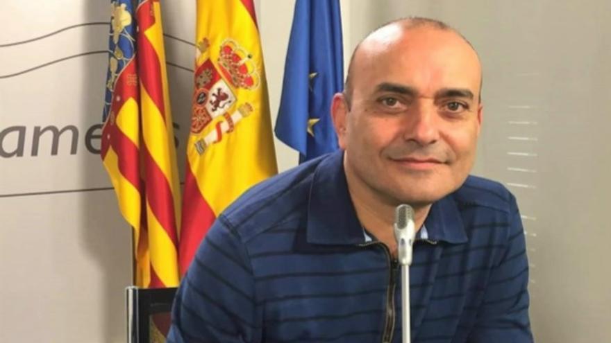 Pablo Gallén, concejal de Bétera