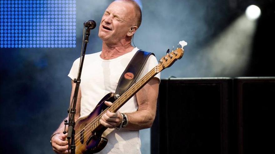 El cantante británico Sting y el panameño Blades estarán en festival de Quito