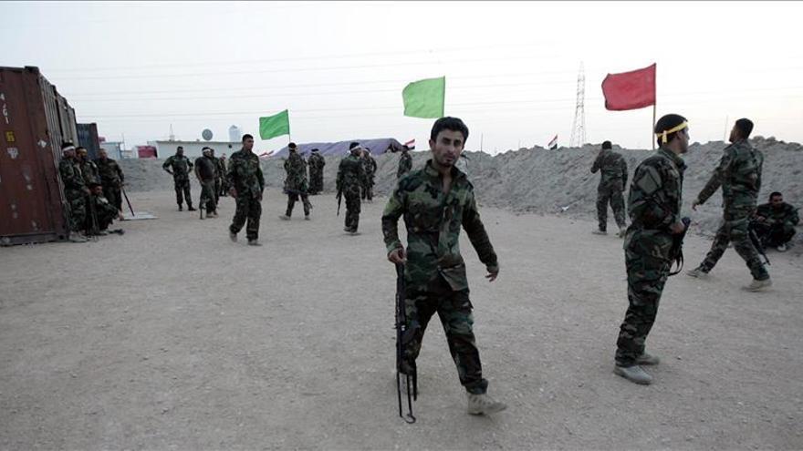 Fuerzas iraquíes recuperan zonas en Al Anbar y matan a decenas de yihadistas