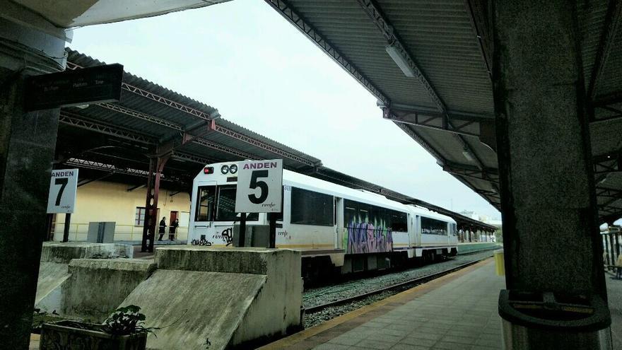 Estación de tren de Ferrol
