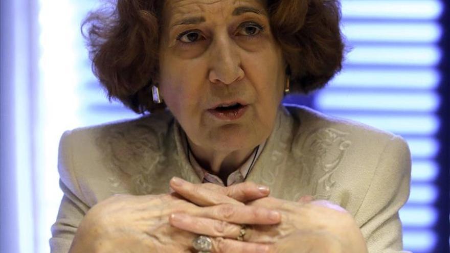 "Carmen Iglesias: La universidad del tardofranquismo era un ""oasis"""