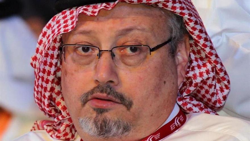 Arabia Saudí admite la muerte de periodista 18 días después