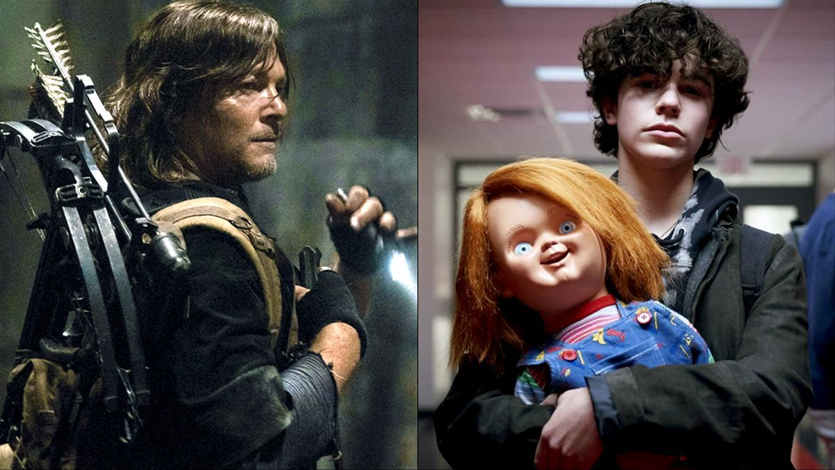 De 'The Walking Dead' a 'Chucky', los protagonistas televivos de la Comic Con