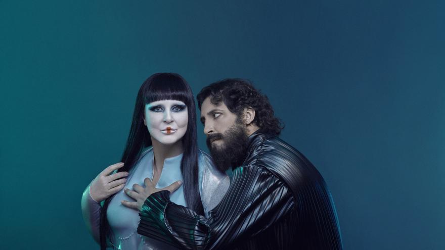 Imagen promocional de 'Turandot' que se interpreta en el Liceu