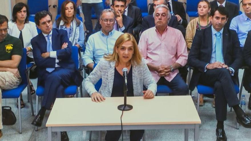 Juzgan hoy a acusados de grabar la declaración de la infanta ante Castro