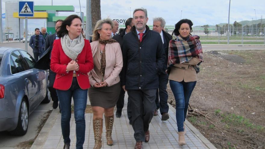 Consejero de Fomento andaluz dice que la candidatura de Díaz para liderar el PSOE no tiene que ver con la Junta