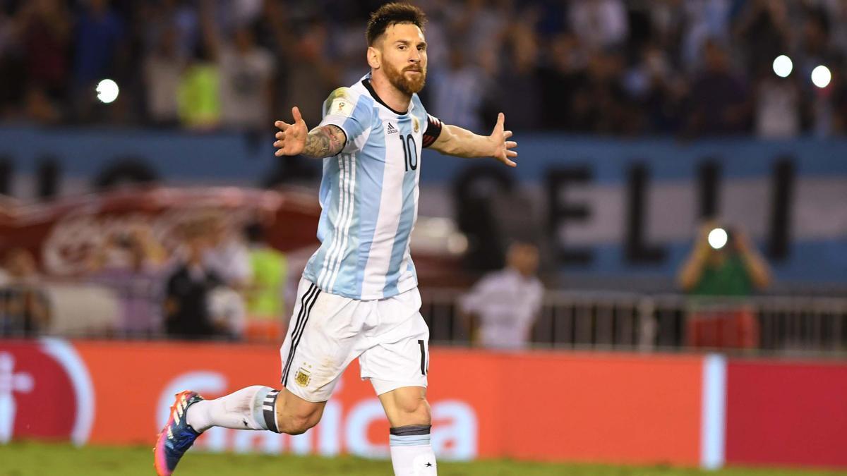 Lionel Messi, en busca de la final de la Copa América