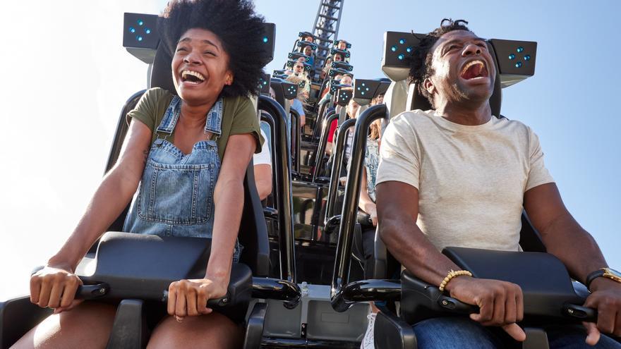 """Universal abre en Orlando VelociCoaster, la montaña rusa """"más intensa"""""""