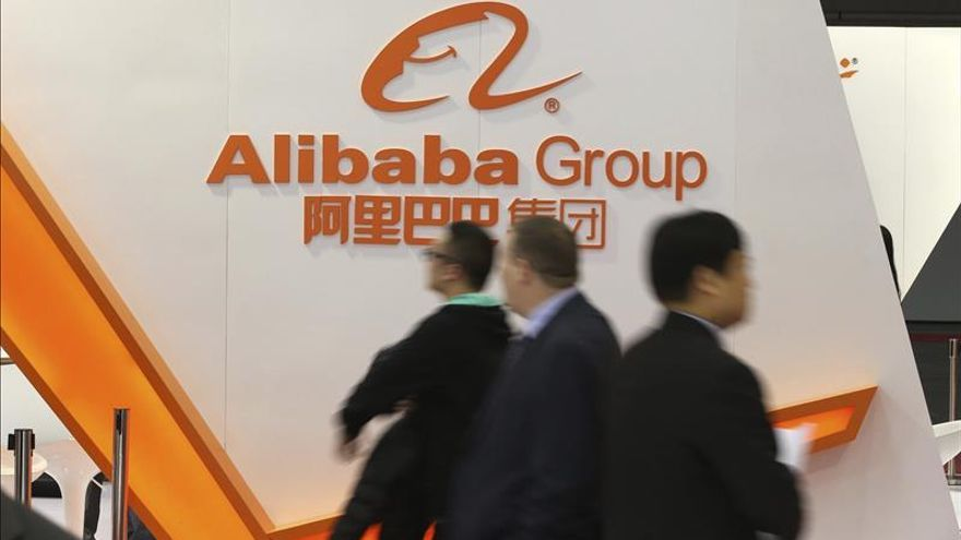 El beneficio neto de Alibaba aumentó un 4 % en su último año fiscal