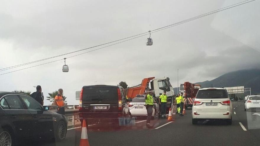 Crece un 150% la mortalidad de los transportistas en Euskadi, con cinco fallecidos en 2017