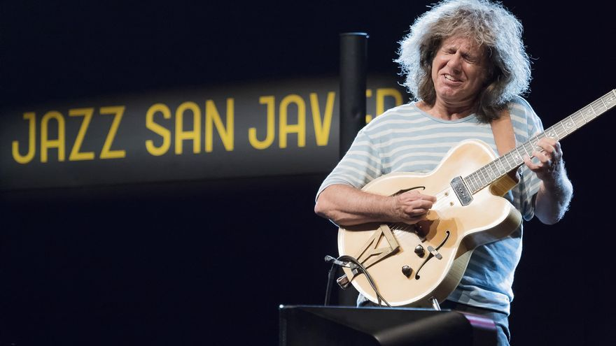 Deconstruyendo a Metheny en Jazz San Javier