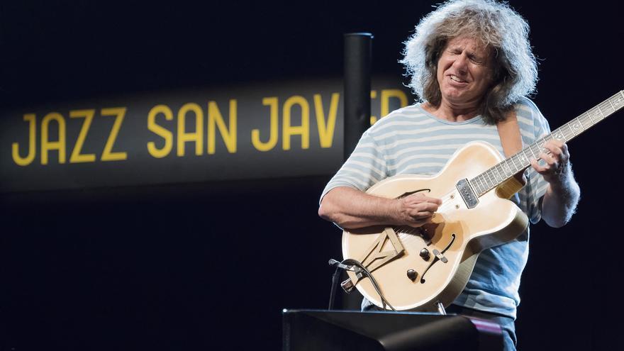 Deconstruyendo a Metheny en Jazz San Javier