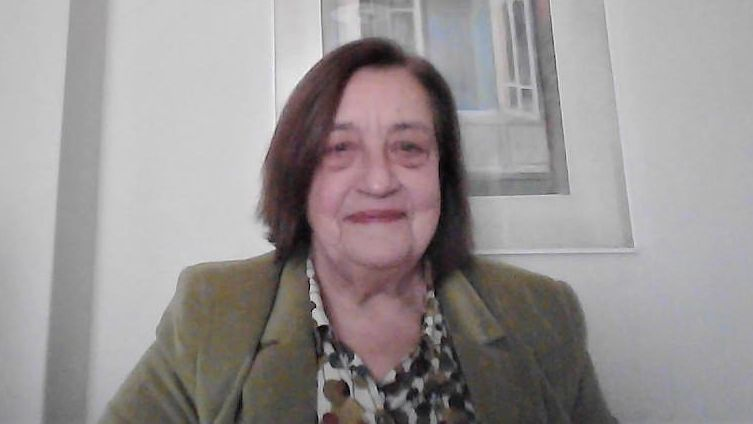 Concha Cebrián, una de las impulsuras de la Asamblea de Mujeres de Murcia