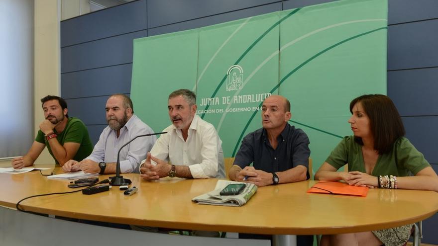 Junta impulsa nuevas catas arqueológicas en Víznar, en Puerto Lobo, con ocho posibles zonas de fosas