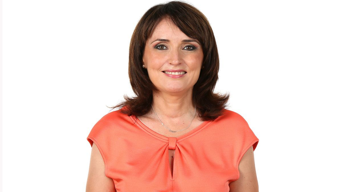 La vicepresidenta de la Diputación de Alicante y responsable de Cultura, Julia Parra.