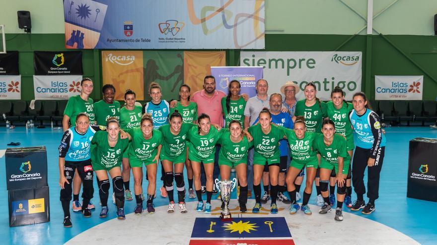 El Rocasa se alza con su segundo Torneo Internacional