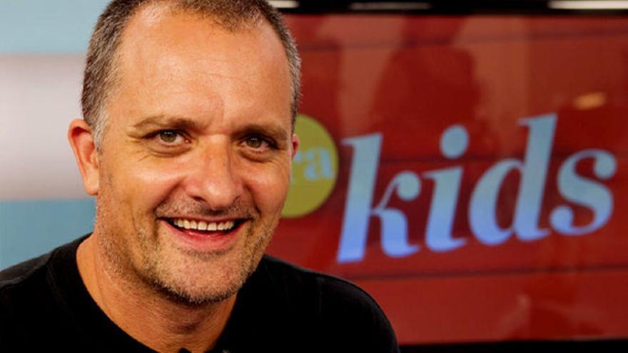 El actor de Polònia, Toni Albà