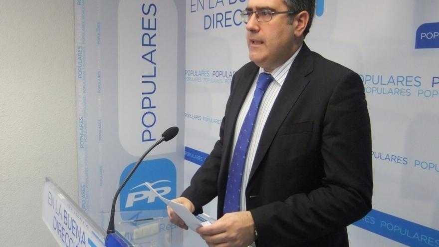 """PP critica a PSOE por decir que el Gobierno de C-LM es """"insolidario"""" cuando los dependientes son el centro de su gestión"""