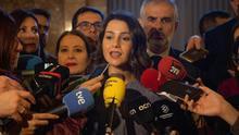 La marcha de Arrimadas al Congreso siembra dudas sobre su sucesión en Catalunya