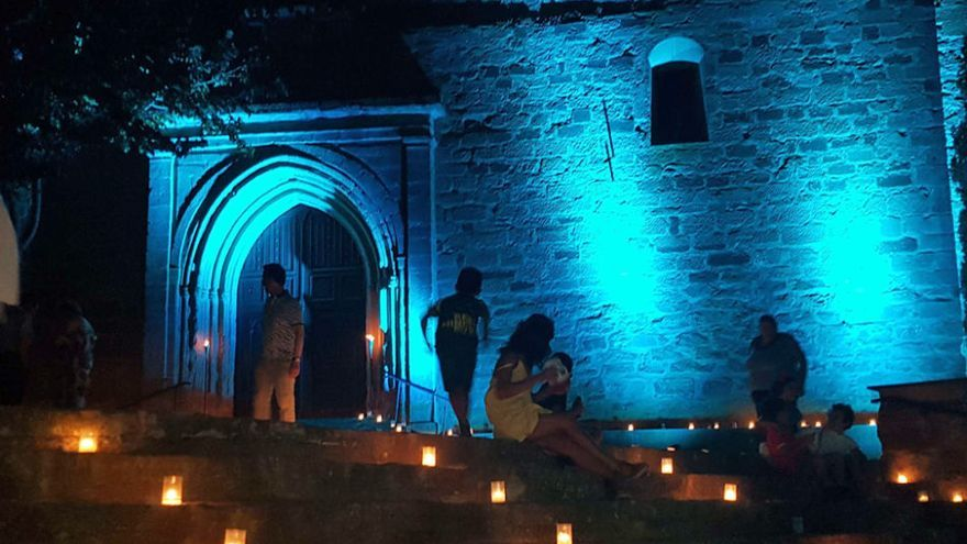 Almedina Mora, este año la localidad de Ciudad Real celebra su cuarta jornada a la luz de las velas
