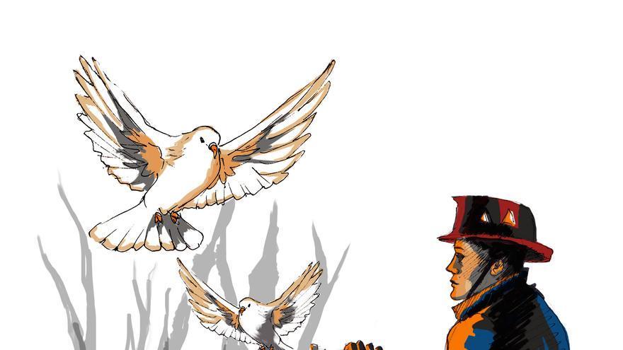 Ilustración de Amaia Gómez Marzabal.