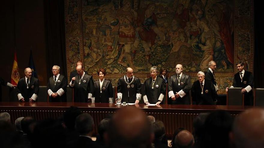 Dos catedráticos y un juez del Supremo, los nuevos magistrados del TC
